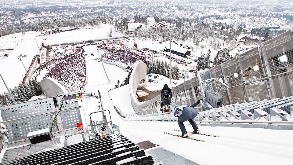 If Oslo hosts the 2022 Winter Olympics, the Holmenkollen skiing venue is expected to be one of the central venues.