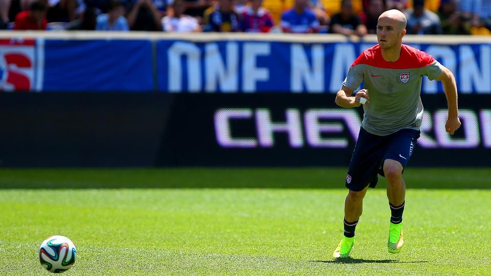 U.S. men's national team midfielder Michael Bradley is the star of ESPN's latest