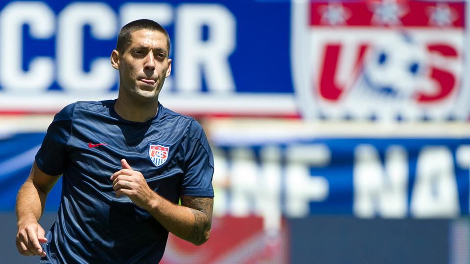 Captain Clint Dempsey will lead the U.S. men's national team -- the 13th-ranked team in the world -- at the World Cup.