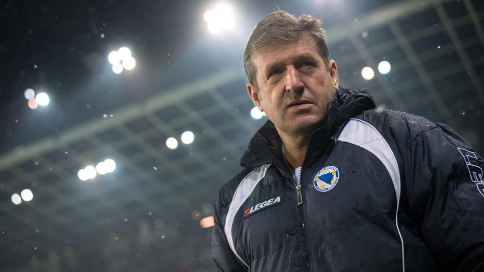 Bosnia-Herzegovina manager Safet Susic played against Argentina in the 1990 World Cup as a member of the Yugoslavia national team.
