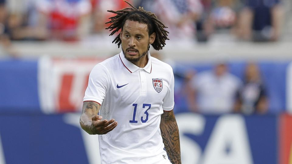 Jermaine Jones is one of just two U.S. World Cup players to participate in last season's Champions League campaign.