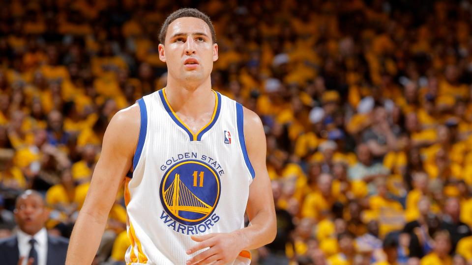 Klay Thompson's inclusion could be the key to the Warriors trading for Kevin Love.
