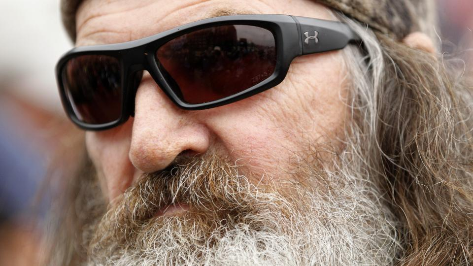 Duck Punt: How Phil Robertson found stardom after giving up football