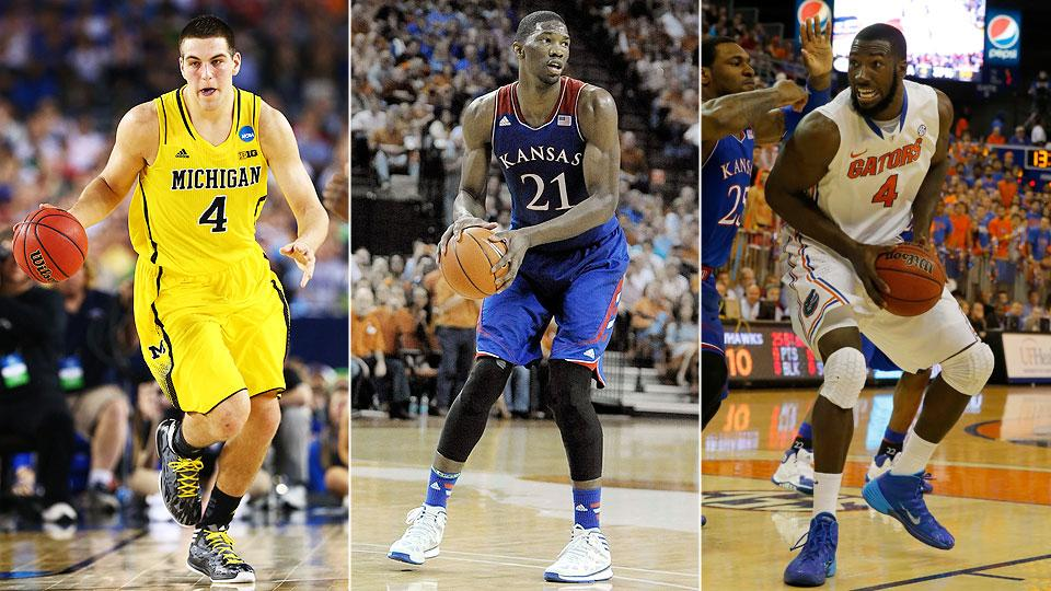 Mitch McGary, Joel Embiid and Patric Young represent the best college prospects within a center class that boasts plenty of international flair.