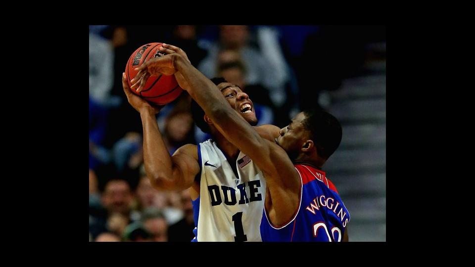 Will the Cavaliers go with former Duke star Jabari Parker?
