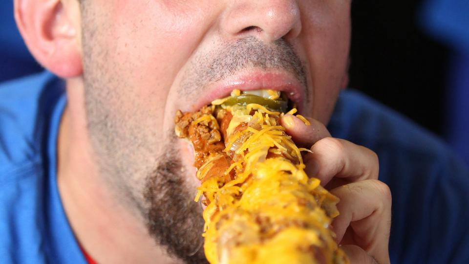 Concession Food Item of the Week: The Boomstick at Globe Life Park in Arlington