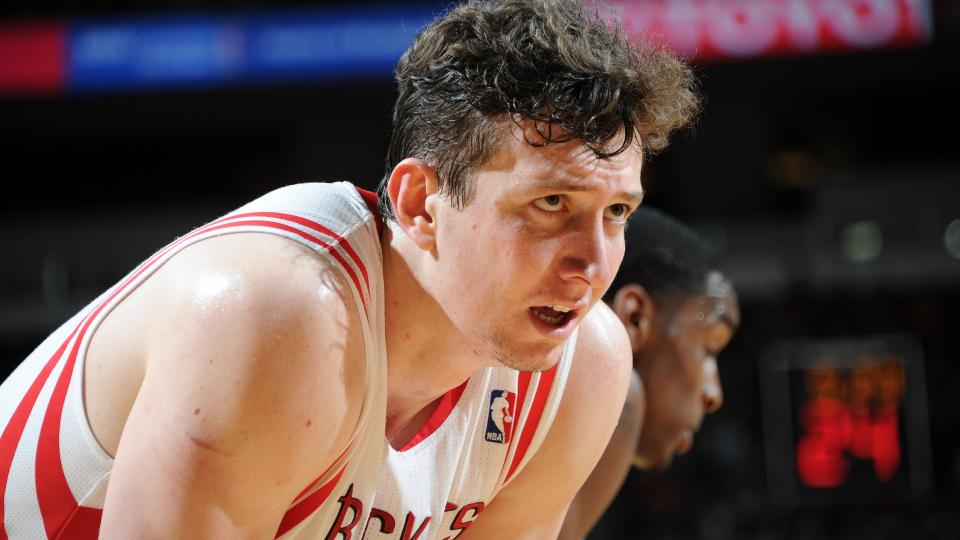 Omer Asik averaged 5.8 points and 7.9 rebounds per game last season for the Rockets.