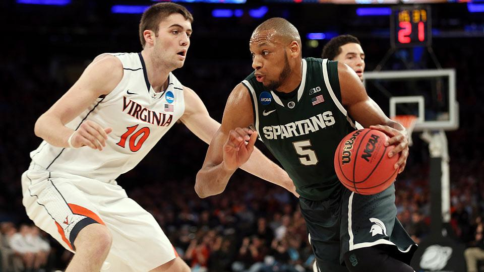 Adreian Payne selected by Hawks with No. 15 pick in NBA draft