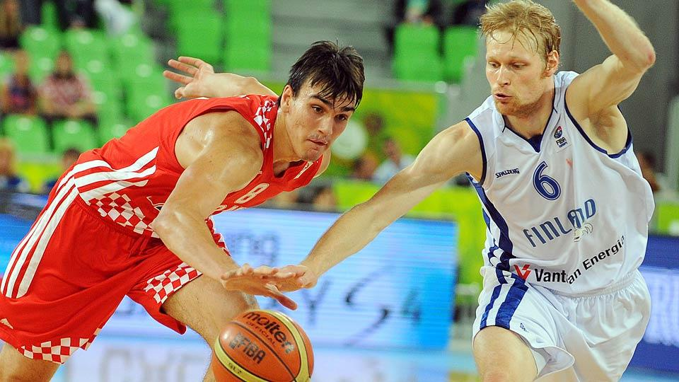 Dario Saric selected by Magic with No. 12 pick, traded to 76ers
