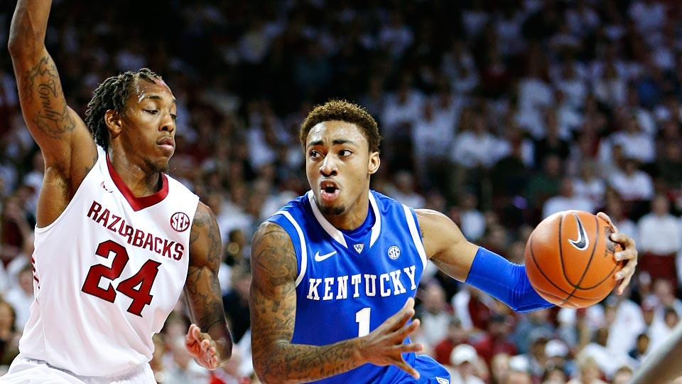 James Young selected by Celtics with No. 17 pick in NBA draft