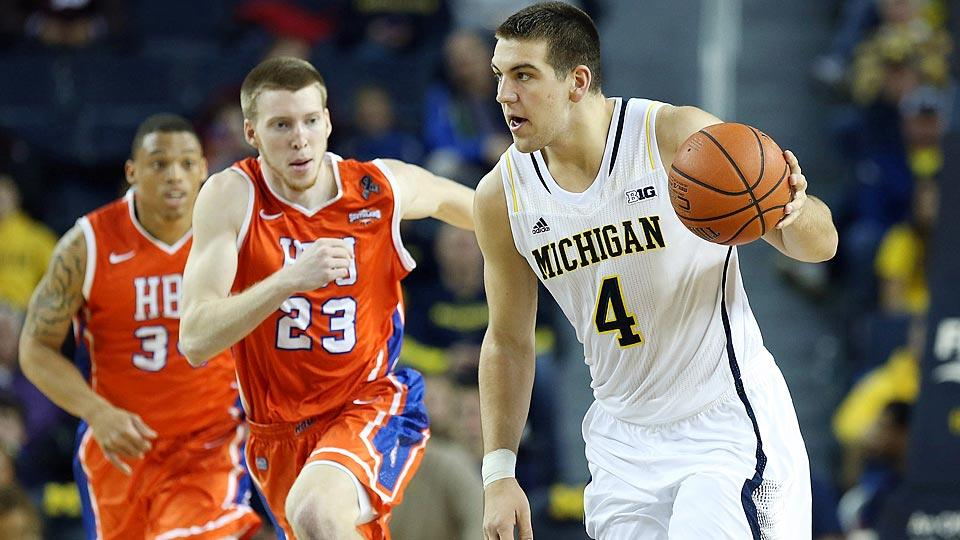 Mitch McGary selected by Thunder with No. 21 pick in NBA draft