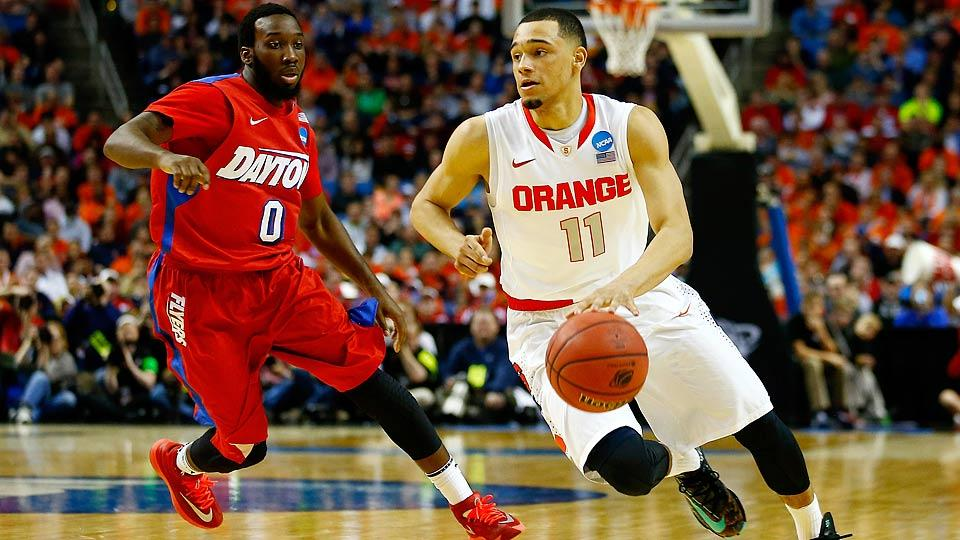 Tyler Ennis selected by Suns with No. 18 pick in NBA draft