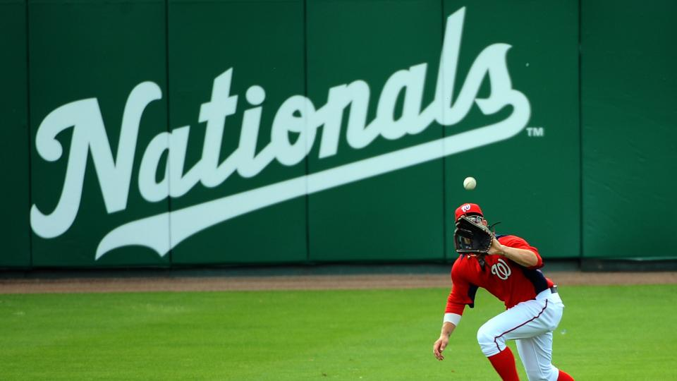 Bryce Harper could return Monday when the Nationals have Bryce Harper bobblehead night.