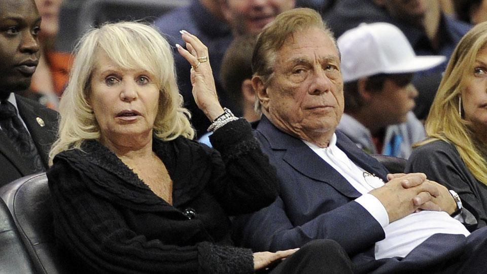 Shelly Sterling talks Clippers sale, husband