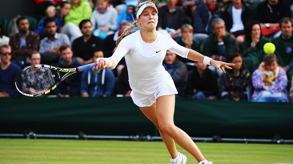 Wimbledon runner-up Eugenie Bouchard withdraws from Citi Open