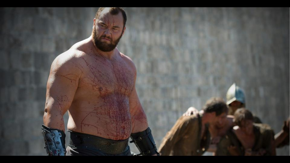 A Q&A with Hafþór Júlíus Björnsson (AKA: The Mountain from Game of Thrones and the World's Second Strongest Man)