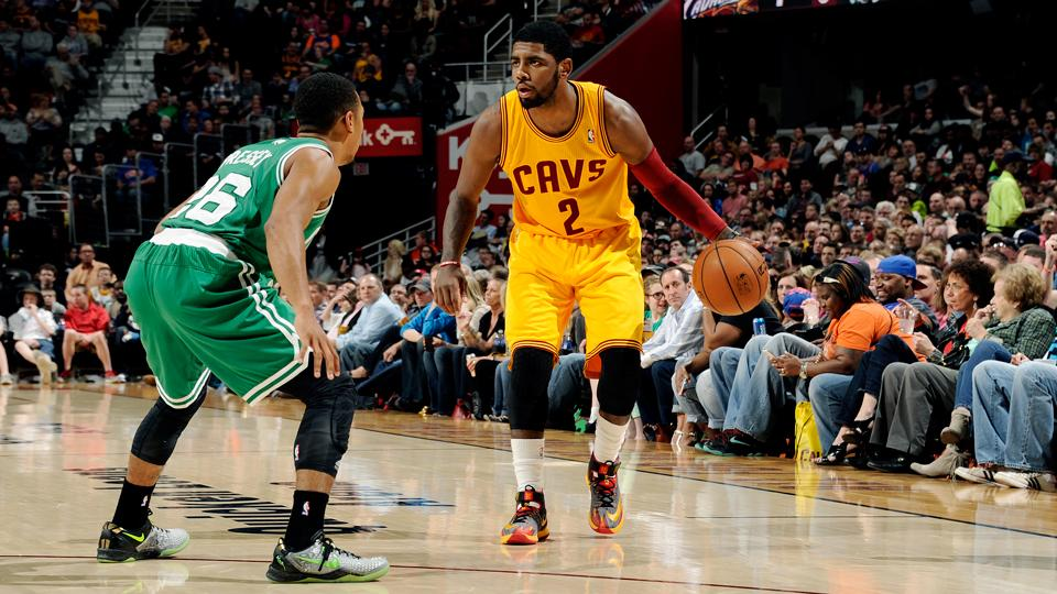 Cavaliers owner: Kyrie Irving has agreed to 5-year rookie extension