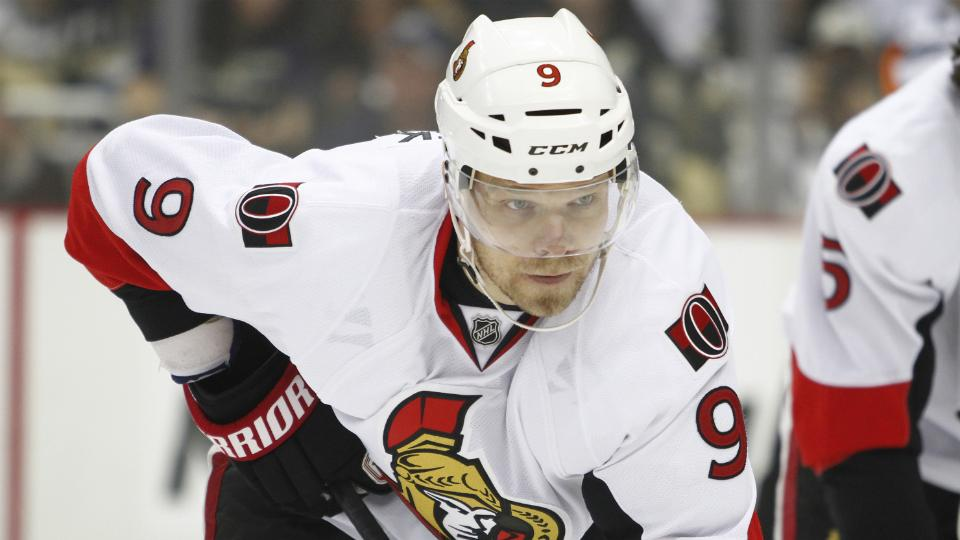 Ottawa Senators re-sign Milan Michalek to three-year deal