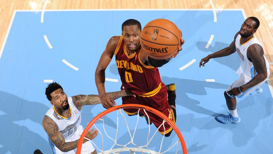 C.J. Miles holds career averages of 8.9 points and 2 rebounds in nine seasons with the Jazz and Cavaliers.