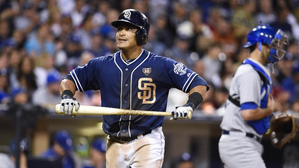 Padres' Everth Cabrera hits 15-day DL with hamstring strain