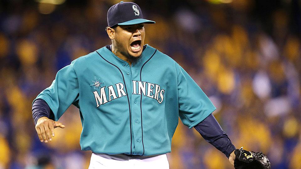 Seattle Mariners ace Felix Hernandez has been brilliant this season and has etched his name into discussions for the AL Cy Young award.