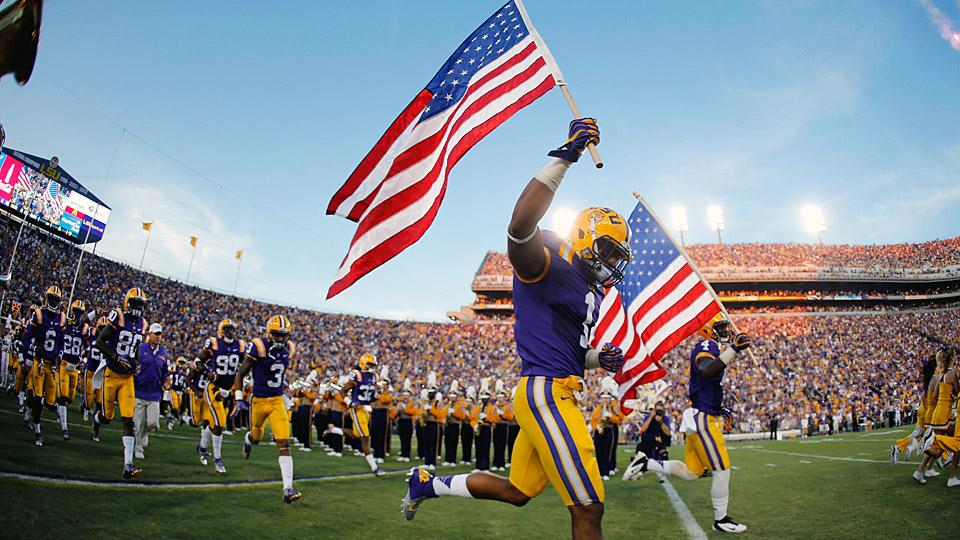 Twenty reasons to be a proud college football fan this Independence Day