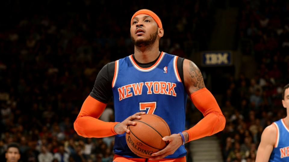 Carmelo Anthony to meet with Lakers, Knicks