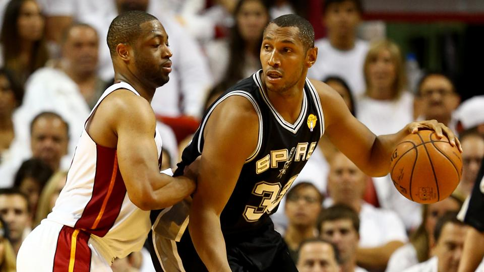 Boris Diaw averaged 9.1 points, 4.1 rebounds and 2.8 assists per game last season.