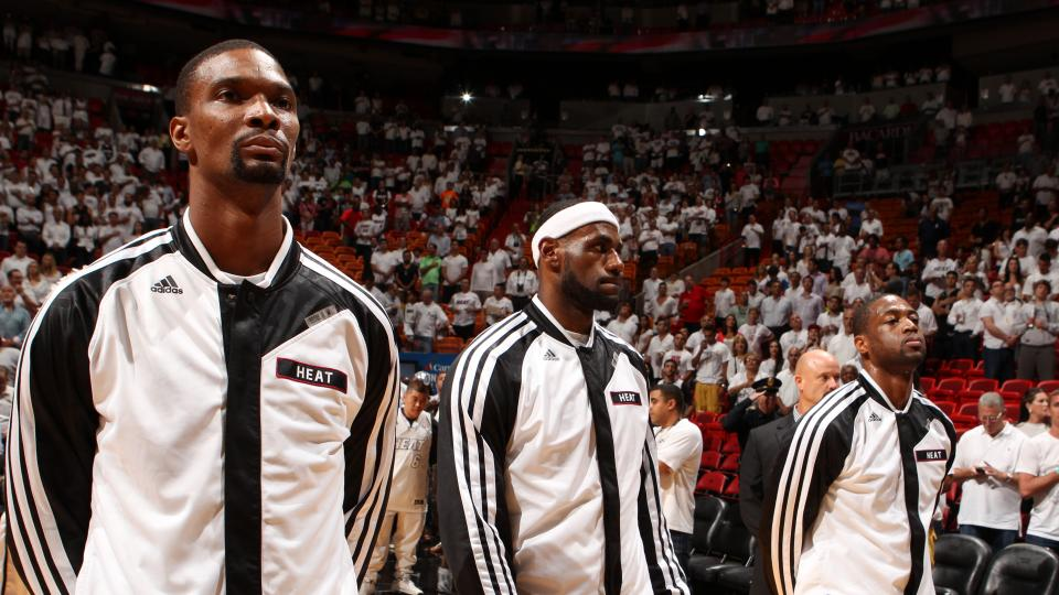 Chris Bosh was reportedly offered a max contract of $88 million over four years from the Rockets.