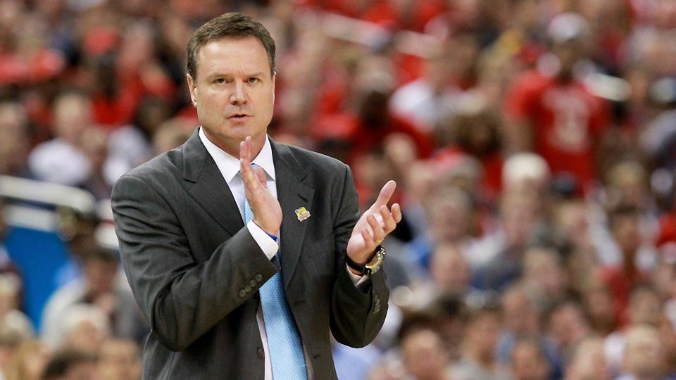 Kansas coach Bill Self says Cavaliers contacted him about job