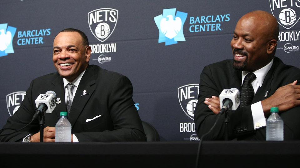 Lionel Hollins, Nets perfect pairing after both parties cast aside by exes