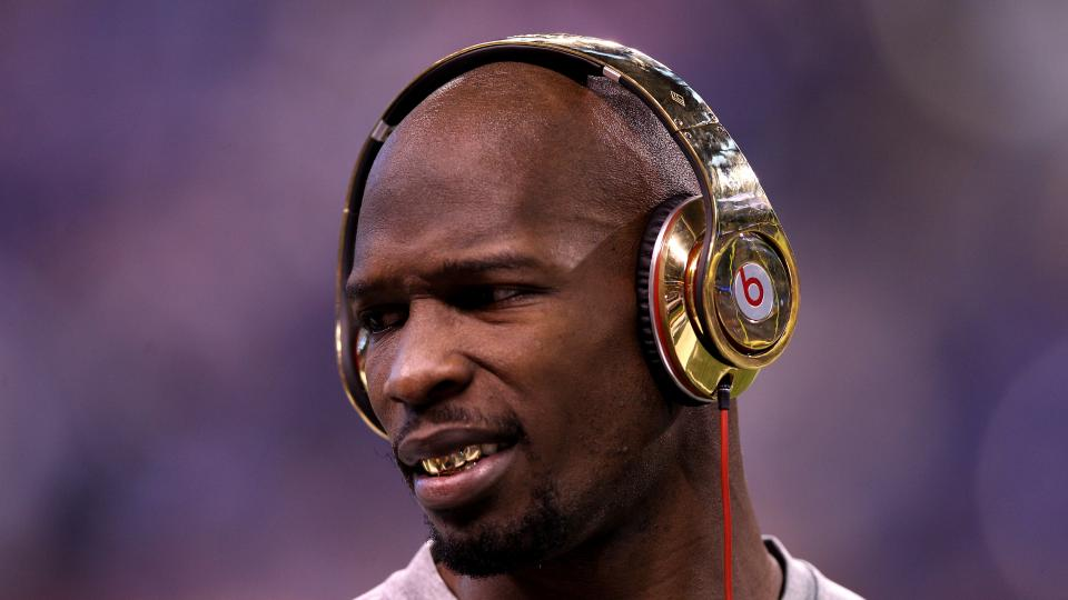 Chad Johnson is getting a lot of parking tickets in Montreal because he can't read the French parking signs