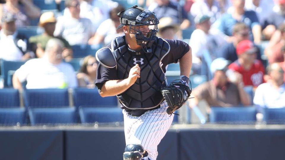 Ex-hitting coach says McCann won't be comfortable in NY