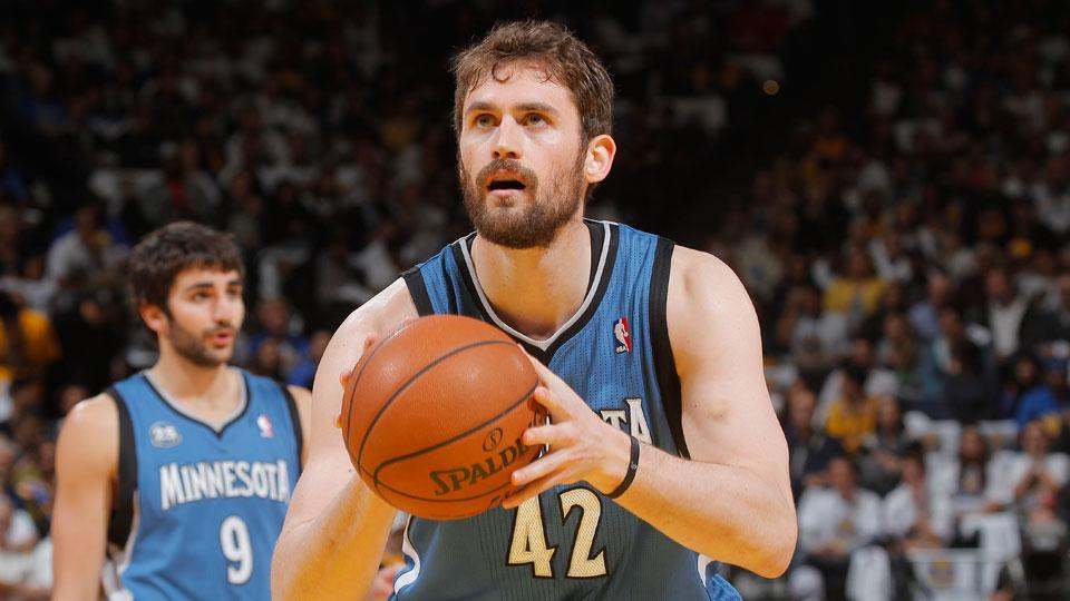 Celtics still trying to trade for Kevin Love