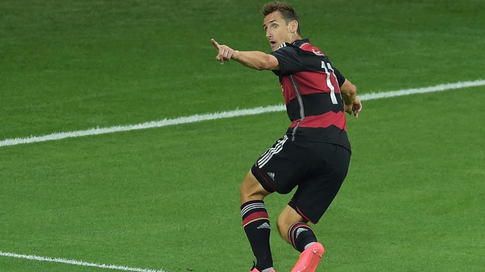 Miroslav Klose retires from German national team