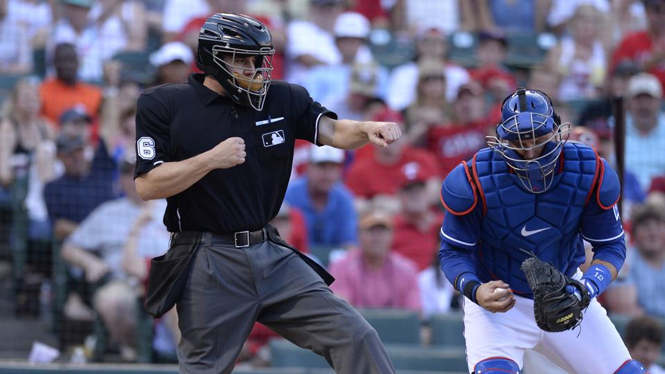 Research concludes umps make more errors with All-Star pitchers