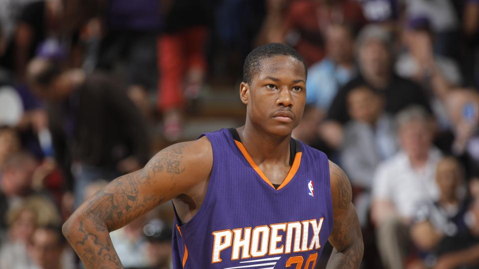 Phoenix Suns guard Archie Goodwin's charges to be dropped