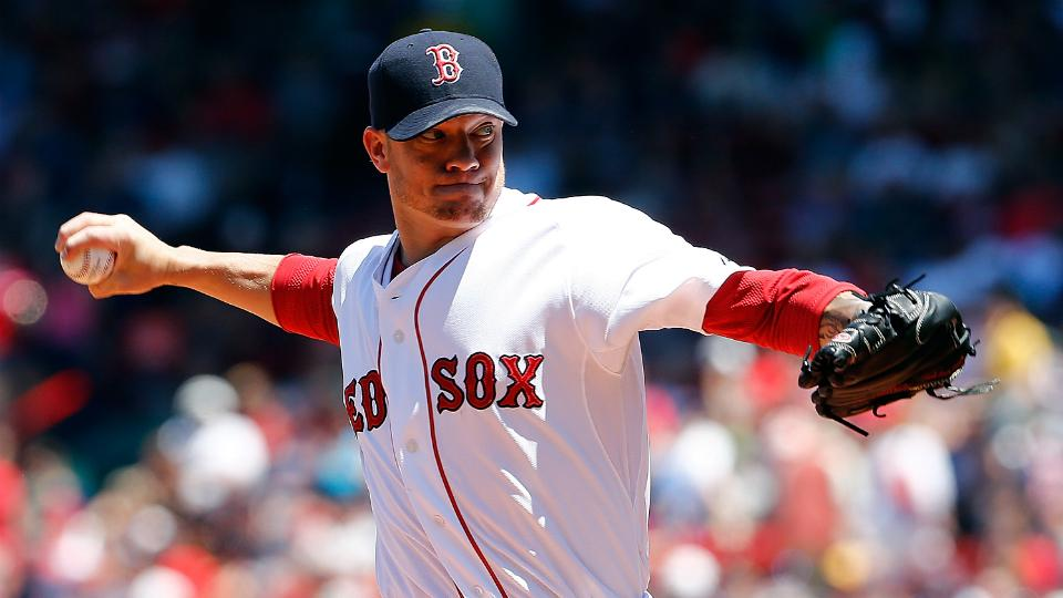 Reports: Cardinals interested in trading for Red Sox starter Jake Peavy