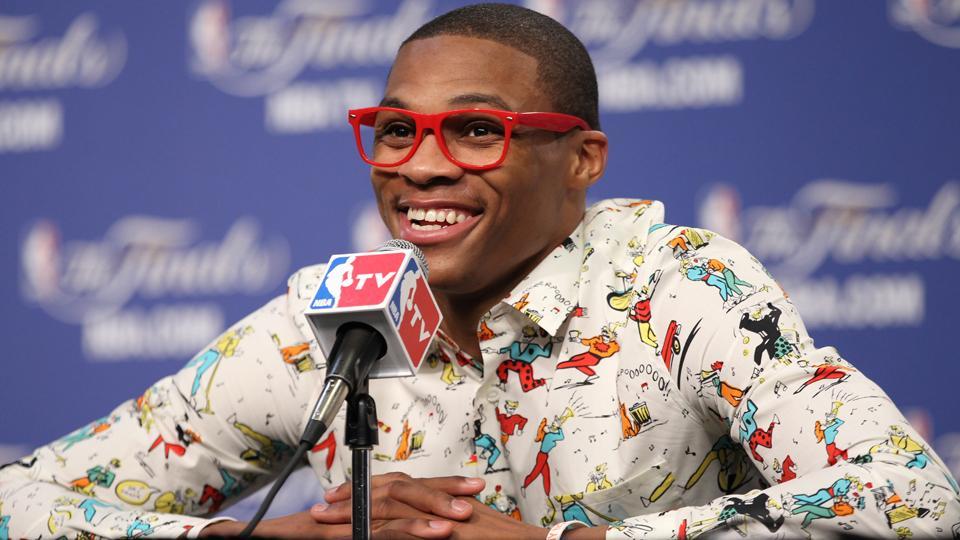 Russell Westbrook is releasing an eyewear line