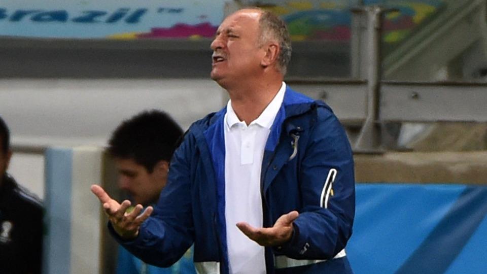 Brazil coach Luiz Felipe Scolari: Loss to Germany was 'worst day of my life'