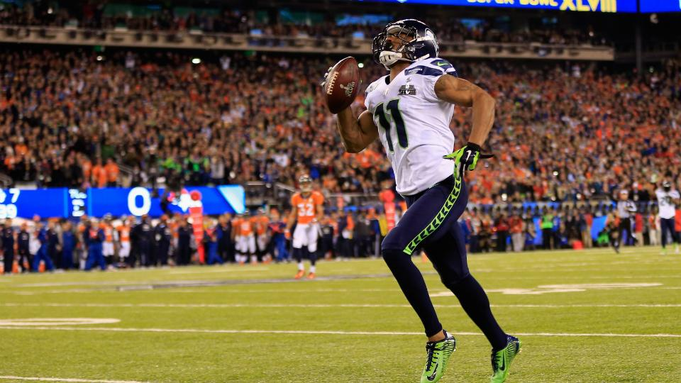 Percy Harvin wasn't satisfied with season despite Super Bowl win