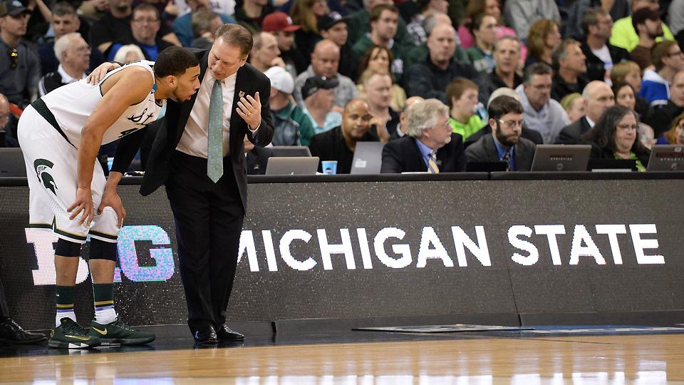 Tom Izzo has guided Michigan State to eight Elite Eights, six Final Fours and one national championship in 19 seasons in East Lansing.