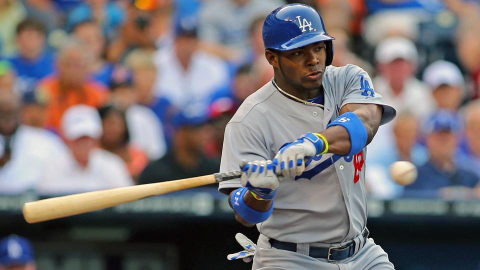 Los Angeles Dodgers' Yasiel Puig will participate in the Home Run Derby
