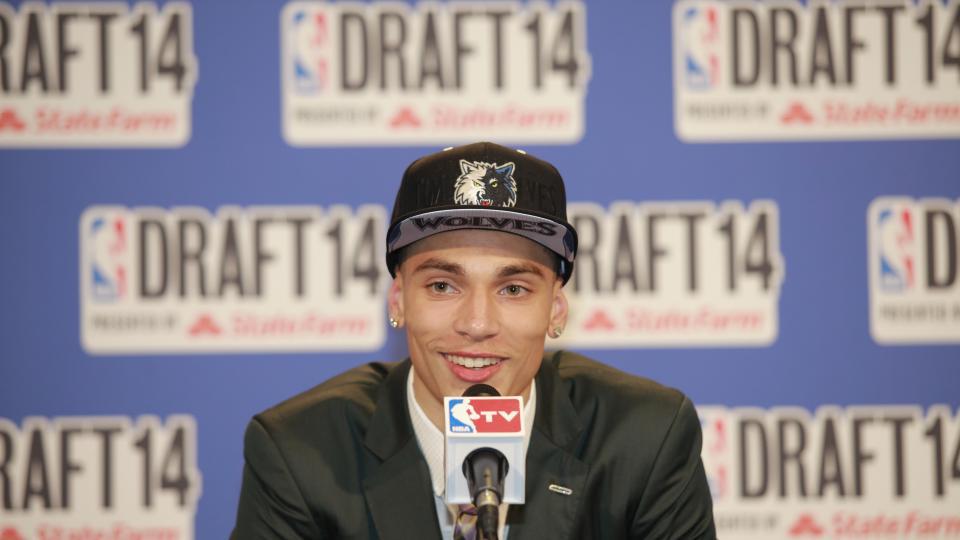 Minnesota Timberwolves sign first-round pick Zach LaVine