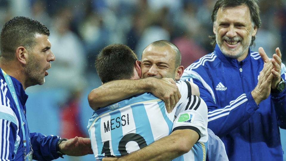 Argentina-Netherlands becomes third most-Tweeted World Cup match