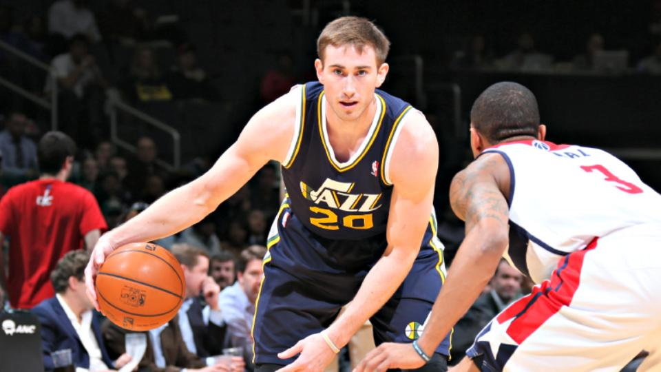 Gordon Hayward has reportedly agreed to a four-year, $63 million offer sheet with the Hornets. Will the Jazz match?