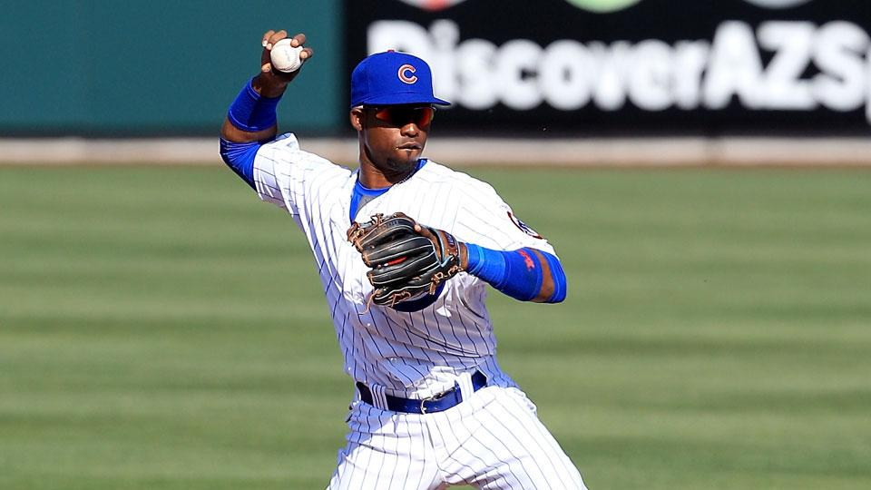 Chicago Cubs call up prospect Arismendy Alcantara