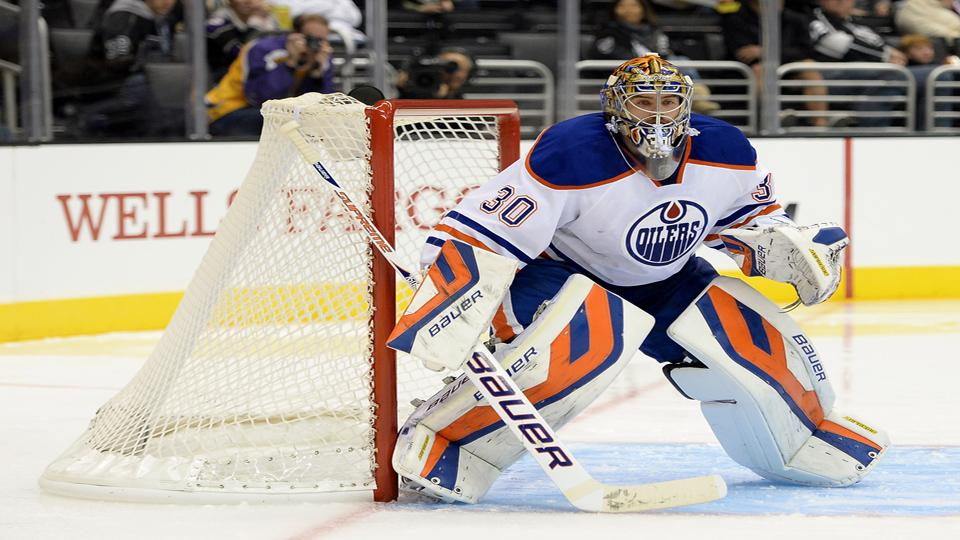 Oilers, Bachman agree to one-year contract