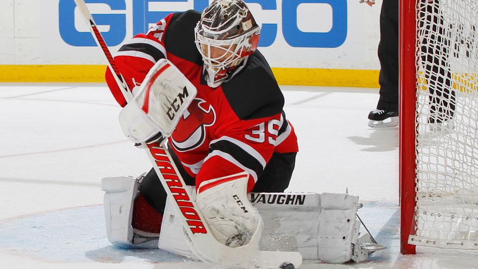 Devils sign goalie Cory Schneider to multi-year extension