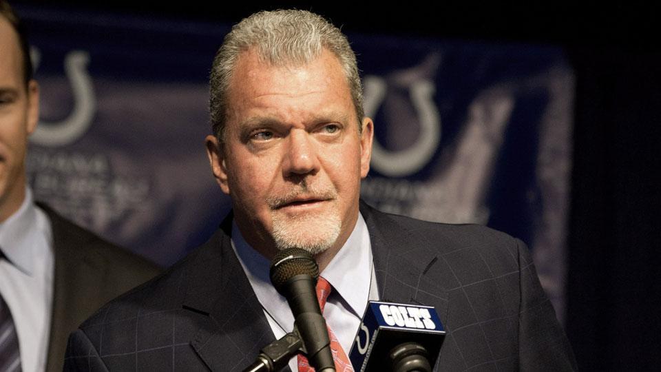 Colts owner Jim Irsay subpoenaed, must testify in custody case